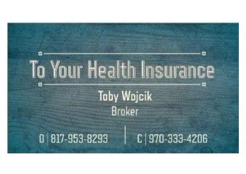 Parker County Health Insurance Broker